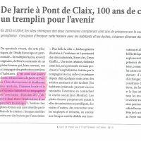 article bulletin municipal pont de claix sept 2015