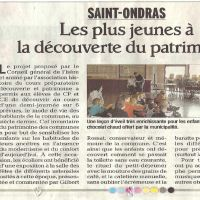 article SAint Ondras S4