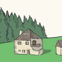 Logis et grange de Chartreuse