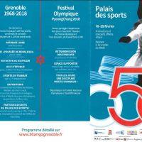 programme palais des sports 1