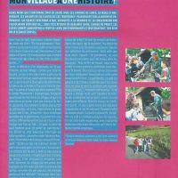 Découverte du patrimoine de mon village en Matheysine, Valbonnais, Beaumont et Pays de Corps